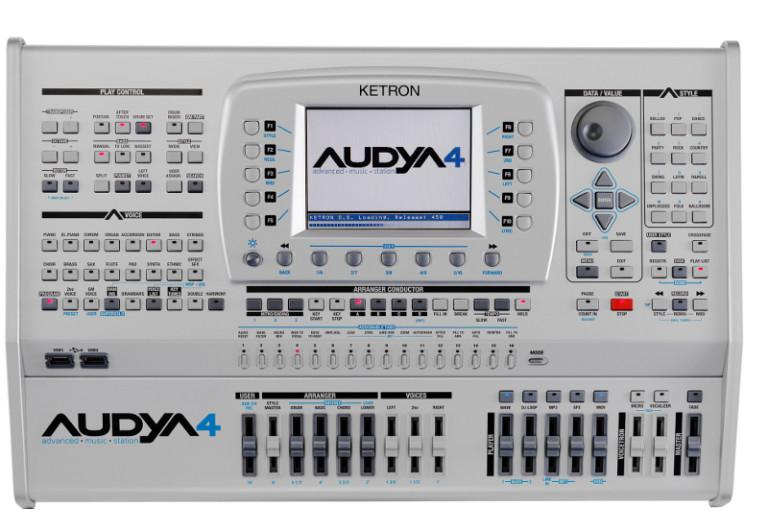 Ketron Audya4