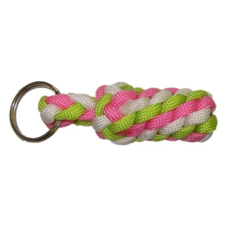avaimenperä_vihreä_pinkki_valkoinen
