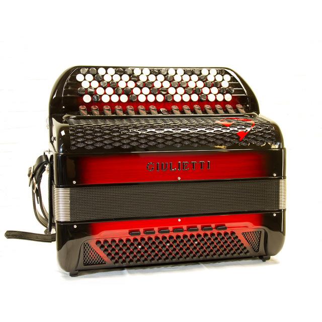 Uudet harmonikat